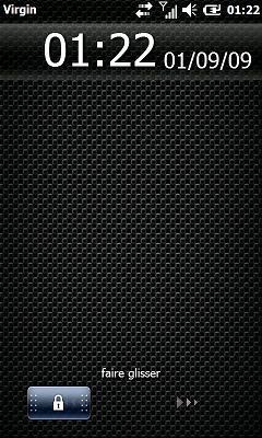 [ROM WM6.5.3]ROM Clean et Full Build 29007.5.3.9  [Mise à jour V1.5.1 - 126mo RAM] Screen02